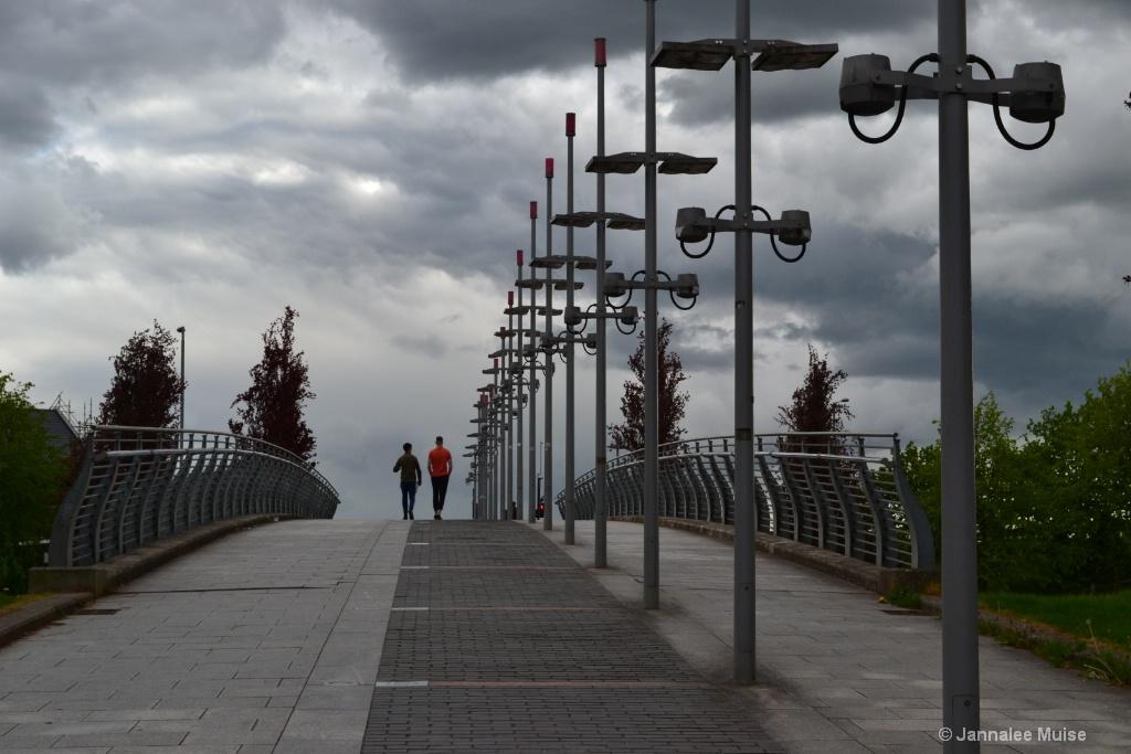 Glasgow walk