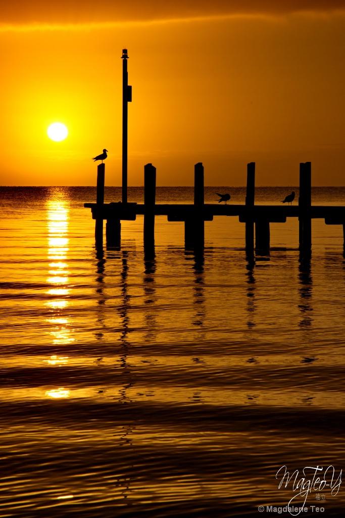 Sunrise @ Perth, Australia