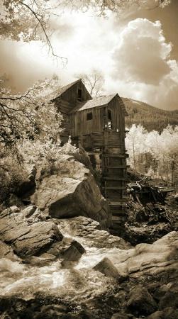 Historic Crystal Mill