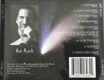 Back CD Cover