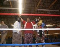Wrestling Photo (c)M. Lynch 2002