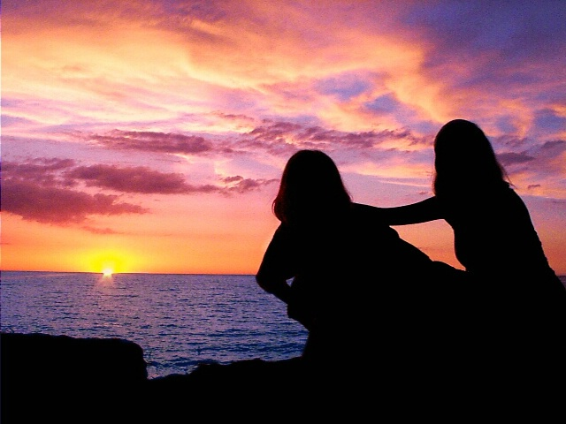 Sunset Girls2