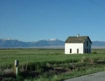 Abandoned House, Southwestern Colorado