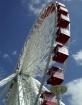 ferris wheel on n...