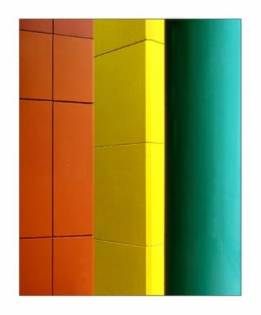 colorful columns