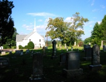 Churh and Graveyard