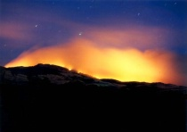 Fire on Mountain