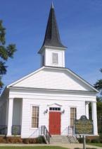 Lafayette Presbyterian Church After