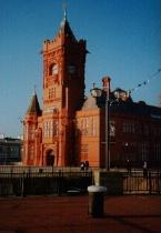 A church in Cardiff