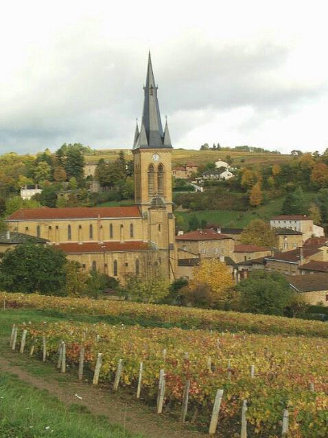Jarnioux Church