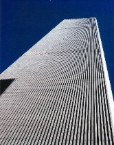 One of the Twin Towers