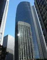 Mirriored Building