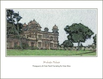 Mohata Palace - Color Pencil Rendering