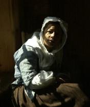 Madame de la Fortress du Louisbourg