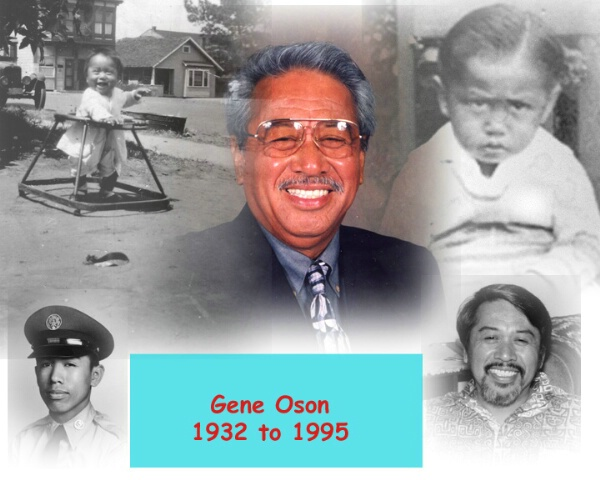 Gene Oson Collage 3rd try