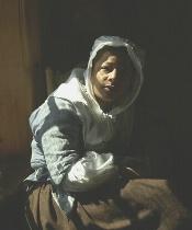 Madame de la Forteresse du Louisbourg