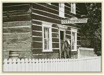 Historic Cottonwood House