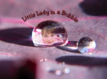 Little Lady in a Bubble(After)