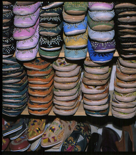 Shoes in colors - ID: 64269 © Govind p. Garg