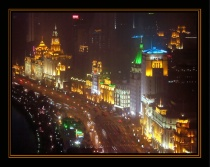nightscene-Shanghai Bund