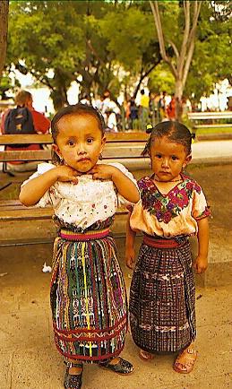 Guatemalan children - ID: 65421 © Govind p. Garg