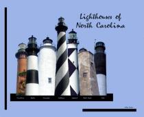 Lighthouses of North Carolina
