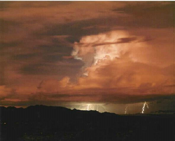 Lightning Storm - ID: 68238 © Ronald Balthazor