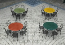 Al  Fresco Tables