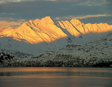 A Peak at the Sunrise