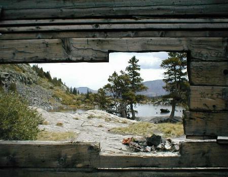 Mohawk Lake Thru Cabin