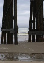 Trestle, Surf and Sand