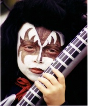 Look out KISS fans!