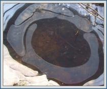 ... Circle of Ice ...