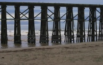 Trestle and Surf