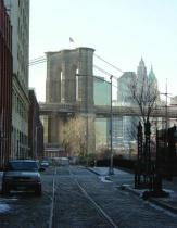 Brooklyn Bridge from DUMBO