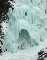 Empty Hood of Ice