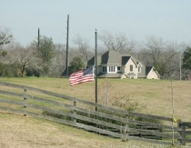 Grieving Flag, What a difference a day makes...