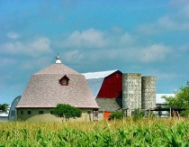 """Barn In The Round"""