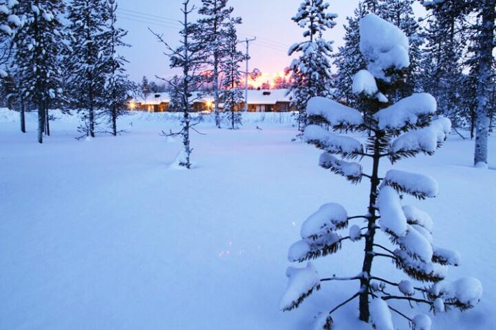 Lapland Winter Exposure