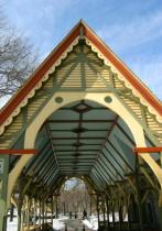 Dairyland Bridge in Central Park