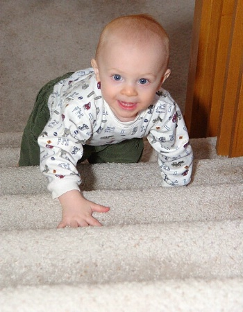 Mastering the Stairs