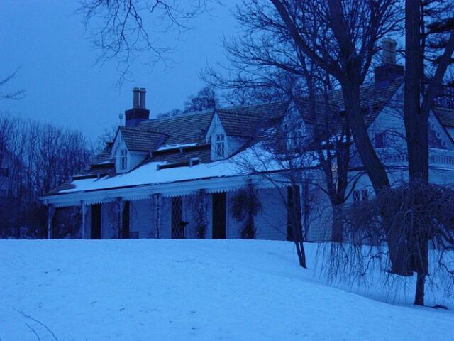 Alice Austen House - Sunrise