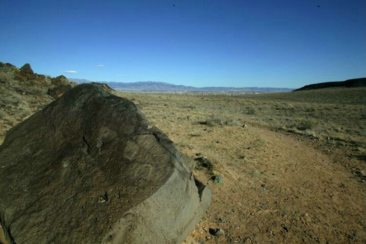 Boulder with Wide-Angle