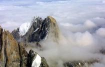 Saw Tooth Mtn Alaska