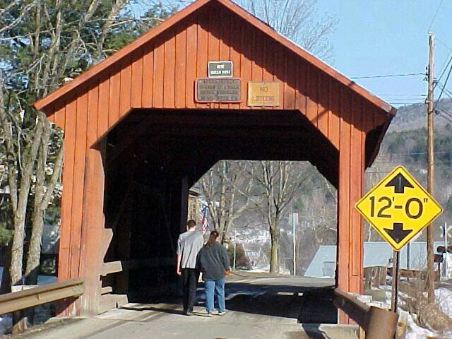 Northfield Covered Bridge