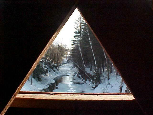 Covered Bridge View 1