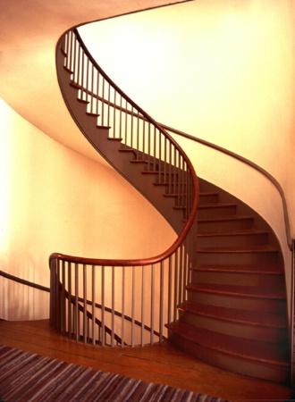 Shakertown, Kentucky Staircase