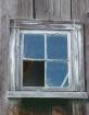 Broken Barn Windo...