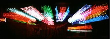Dancing Neon