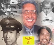Gene Oson Collage